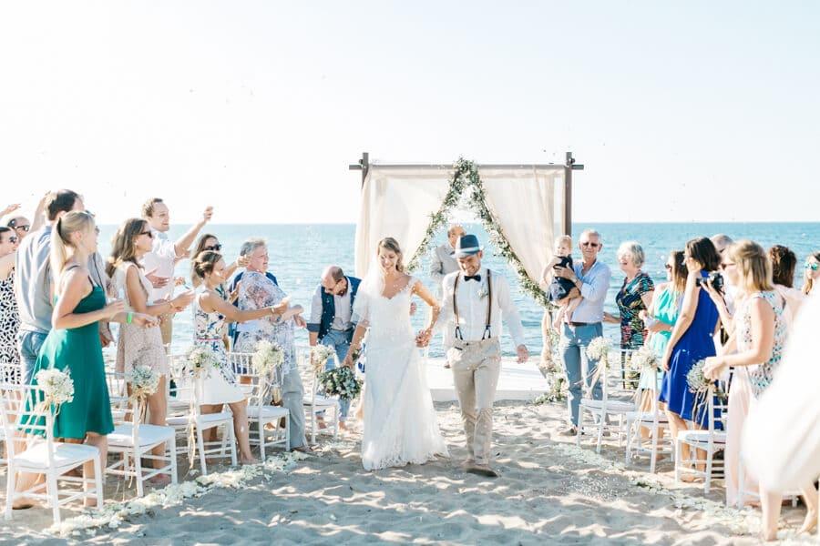 Wedding Locations Beach Wedding Stepsis Wedding Planner Crete Greece