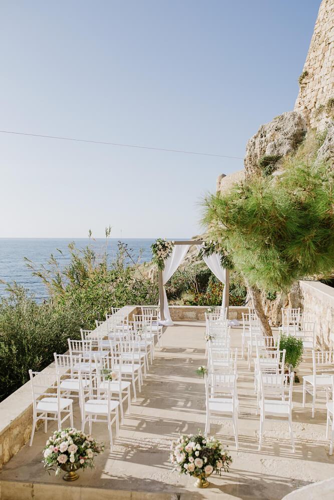 Stepsis - Sea-view weddings Wedding Planner Crete Greece
